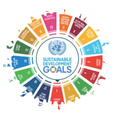 Logo der Sustainable Celeopment Goals